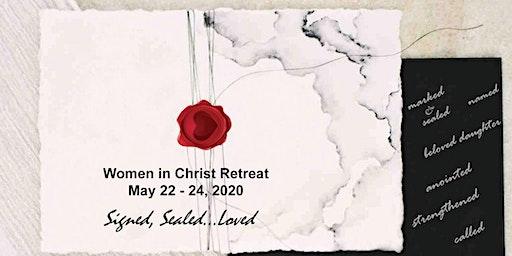 Women in Christ Retreat 2020