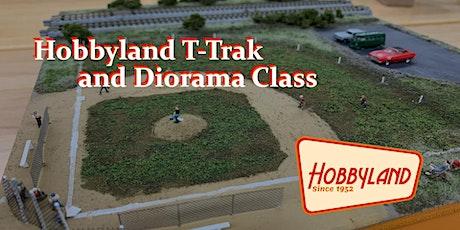 Hobbyland T-trak and diorama class Winter 2020 tickets