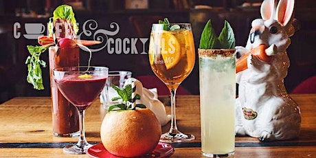 Cocktails with MC at Pongos/Coder Kids Club tickets
