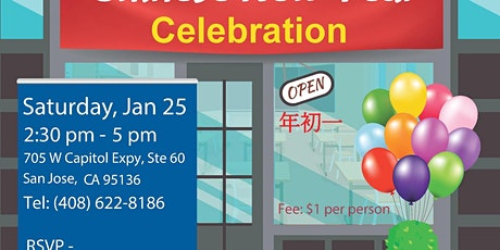 Chinese New Year Celebration - South San Jose Center tickets