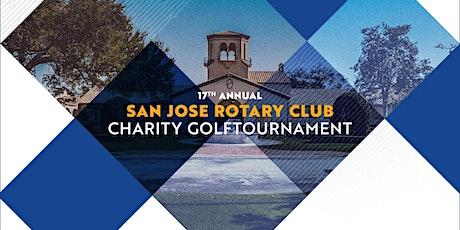 17th Annual San Jose Rotary Club Charity Golf Tournament tickets
