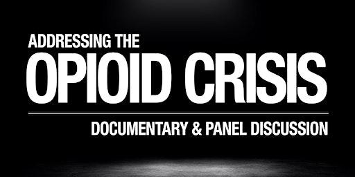 """""""The Opioid Fix"""" Screening"""