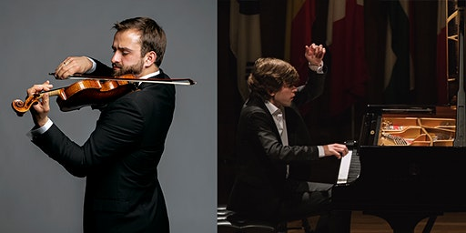 Strings and Keys - An Evening with William Hagen and Albert Smit