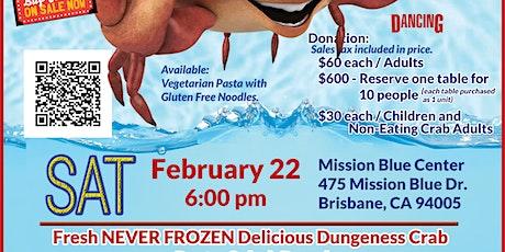Brisbane Lions Club 2020 Crab Dinner Fundraiser  tickets