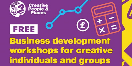 Finance and Funding (Start Your Own Creative Business Workshop Series) tickets