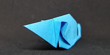 Origami Workshop - Chinesisches Neujahrsfest - Jahr der Ratte tickets