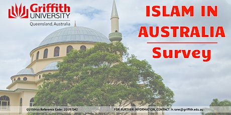 Islam in Australia Survey Results! Presentation and Focus Group (Melbourne) tickets