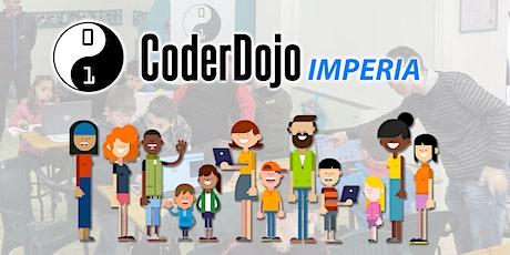CoderDojo Imperia biglietti