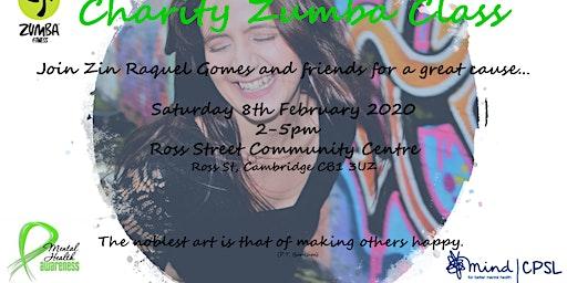 Charity Zumba class
