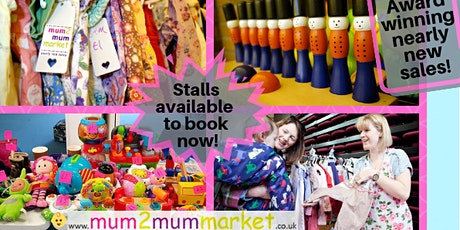 READING'S Mum2mum market - Nearly new sale - CAVERSHAM tickets