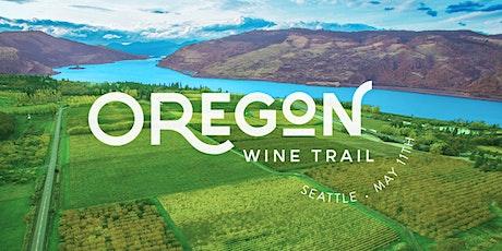 Oregon Wine Trail Seattle tickets