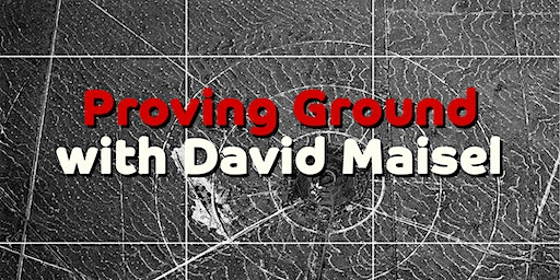 Proving Ground, with David Maisel