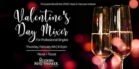 Valentine's Day Mixer for Professional Singles tickets