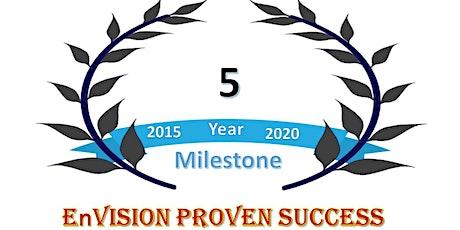"EPS 5 year Milestone Anniversary ""The Power of WE"" tickets"