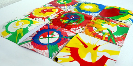 Spin Artist: Bicycle Art Workshop - Woodfield
