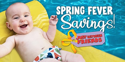 Just Between Friends Lee's Summit Spring 2020 - HUGE Sales Event