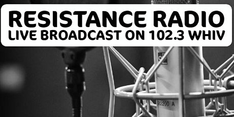 102.3 WHIV Resistance Radio presents Movement Mondays tickets