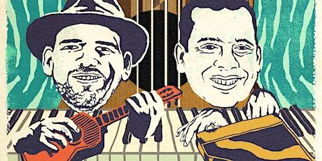 Folk Jazz aus Lateinamerika mit Jorge Glem & Cesar Orozco Tickets
