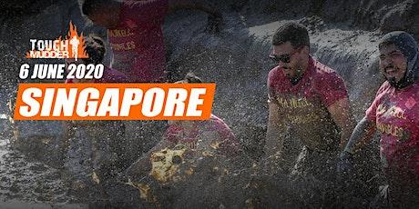 Tough Mudder Singapore tickets
