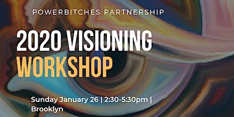 Powerbitches Gather: 2020 Visioning Workshop tickets