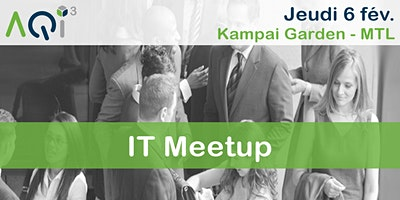 IT Meetup AQIII