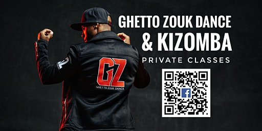 Ghetto Zouk Dance & Kizomba private classes in Prague