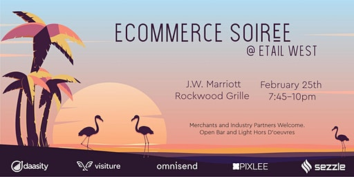 eTail West Post Happy Hour Soiree