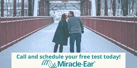 Free Hearing Evaluation tickets