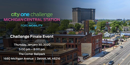 City:One Michigan Central Station Challenge - Finale Event