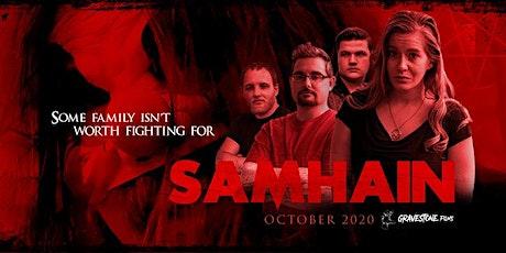 Samhain Premiere tickets