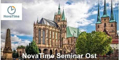 NovaTime Schulung Ostdeutschland: Tipps, Tricks und Kniffe aus erster Hand Tickets