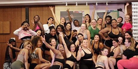 LONDON: TWERK AFTER WORK DANCE FITNESS INSTRUCTOR TRAINING COURSE tickets
