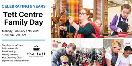 Family Day at the Tett tickets