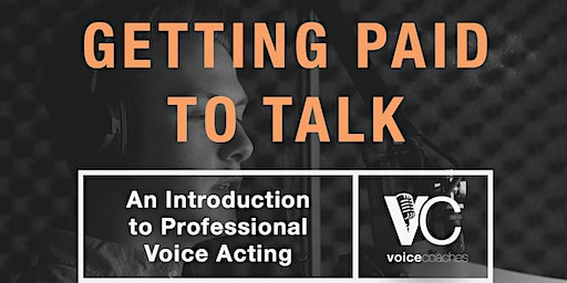 Cleveland- Getting Paid to Talk, An Intro to Professional Voice Overs