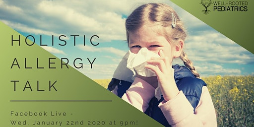 Holistic Allergy Live