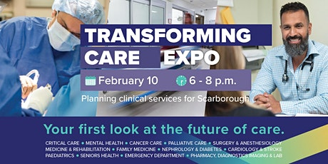 Transforming Care Expo tickets