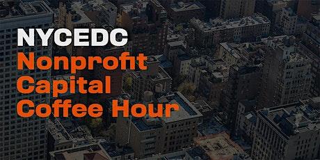 Nonprofit Capital Coffee Hour - Manhattan tickets