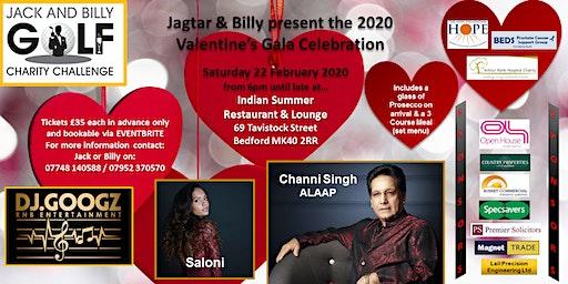 The Jagtar & Billy 2020  Valentine's Gala Celebration