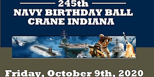 2020 Crane Navy Ball