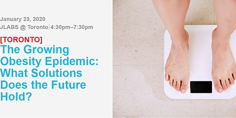 The Growing Obesity Epidemic: What Solutions Does the Future Hold? tickets