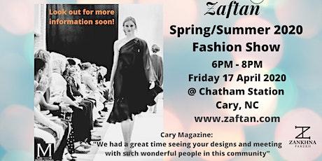Zaftan Spring Summer 2020 Fashion Show tickets