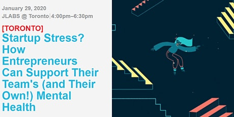 Startup Stress? How Entrepreneurs Can Support Their Team's (and Their Own!) tickets