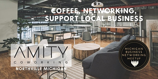 Northville Coffee & Networking at Amity Coworking Space