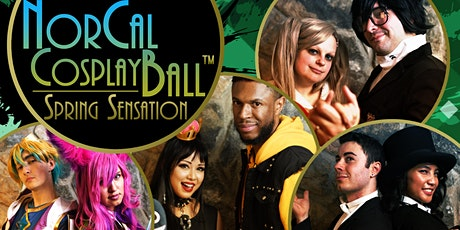 NorCal Cosplay Ball: Project Gratitude tickets