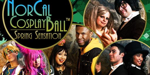 NorCal Cosplay Ball: Spring Sensation