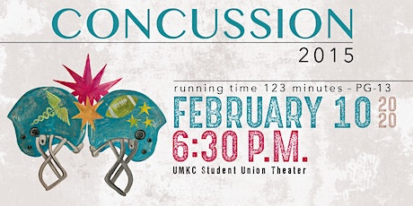Linda Hall Library Film Series – Concussion tickets