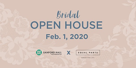 Sanford Hall Bridal Open House tickets