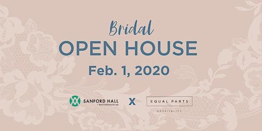 Sanford Hall Bridal Open House