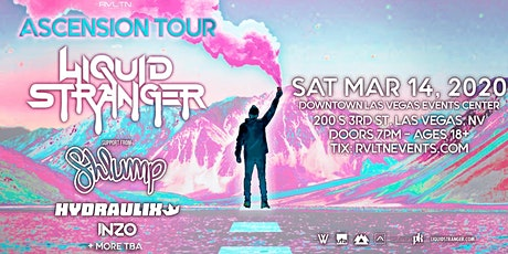 RVLTN Presents: Wakaan Takeover w/ Liquid Stranger + More TBA! (18+)