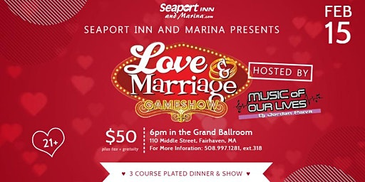 Love & Marriage Game Show